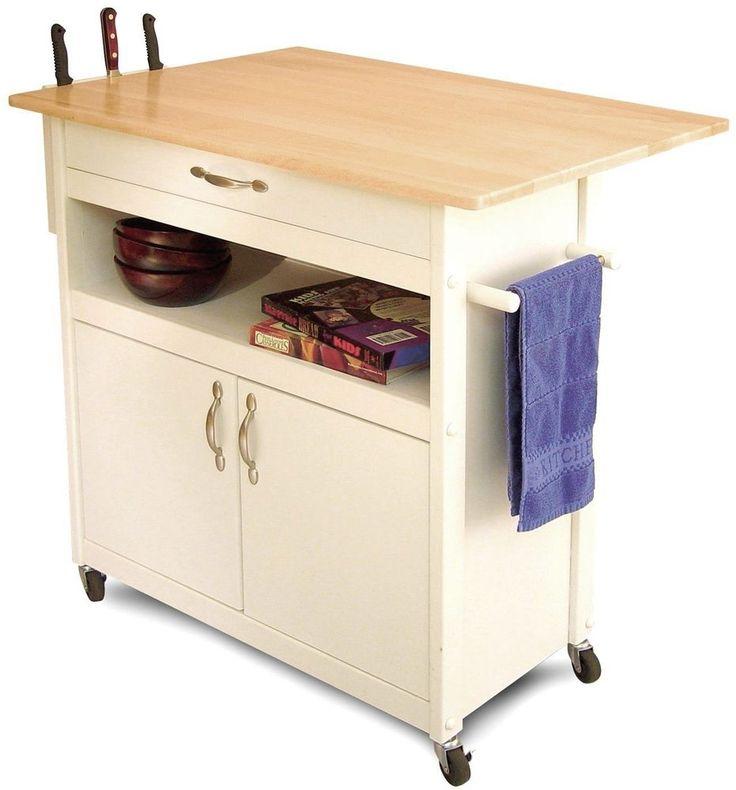 Kitchen Storage Units On Wheels: 1000+ Ideas About Kitchen Carts On Wheels On Pinterest
