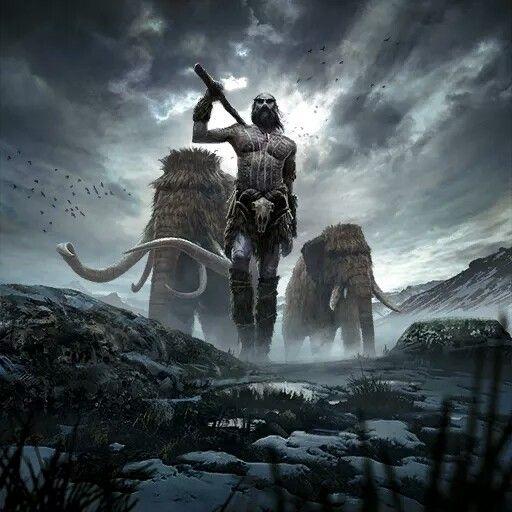 Giants and Mammoths, The Elder Scrolls V: Skyrim