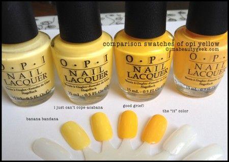 25 best ideas about yellow nail polish on pinterest