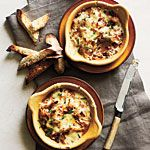 Caramelized Onion, Gruyere, and Bacon Spread Recipe | MyRecipes.com  - Oooo, now this looks wonderful!