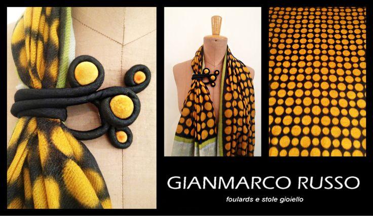 Gianmarco Russo - Stola gioiello -