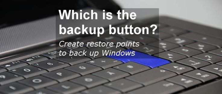 How to create a restore point in Windows 10 and fix problems. http://www.rawinfopages.com/tips/2017/01/how-to-create-a-restore-point-in-windows-10-and-fix-problems/