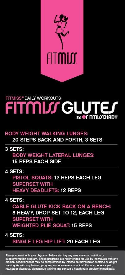 183 best workouts images on Pinterest Exercise workouts, Gym and