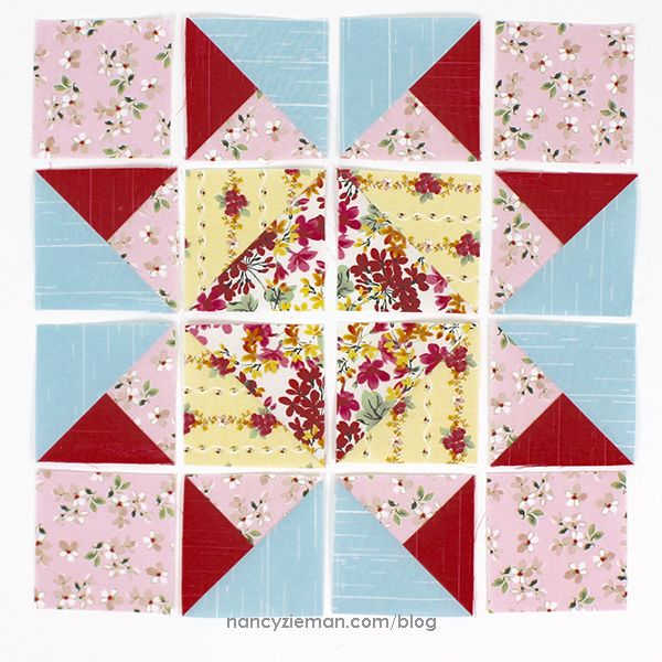 January Block Of The Month Star Of Hope Mystery Quilt Patterns Quilt Blocks Triangle Quilt