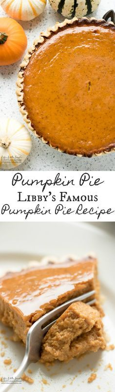 Pumpkin Pie is a dessert that is perfect for dessert early Fall through the Winter. Filled with aromatic spices and delicious pumpkin filling, there's nothing like a homemade, fresh-baked Pumpkin Pie!