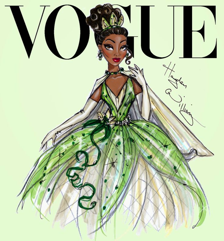 disney divas hayden williams | Disney Divas for Vogue by Hayden Williams: Tiana