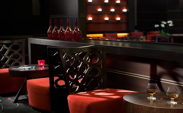 dikla a la carte dairy restaurant and bar modern stylish decor dan panorama jerusalem