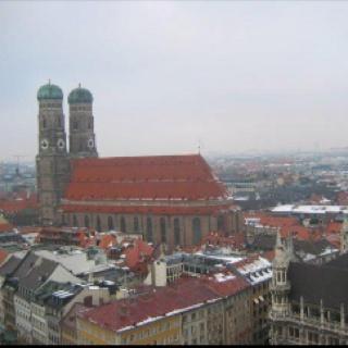 Frauenkirche, München, Germany