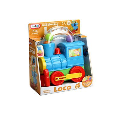Fun Time Ball Blowing Loco