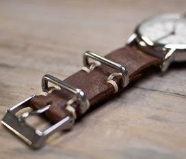 Como hacer correa para reloj de cuero | Solountip.com