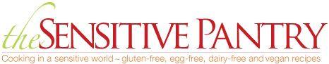 Gluten free, dairy free, egg free and vegan recipes