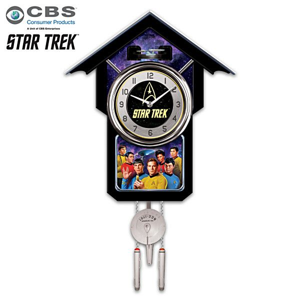 29 Best Z Star Trek Props And Interiors Images On: unusual clocks for sale