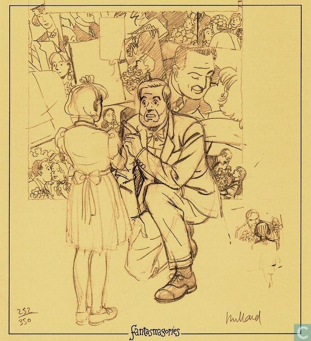 Ex-Libris BD et tirages - Ex-libris BD - La machination Voronov