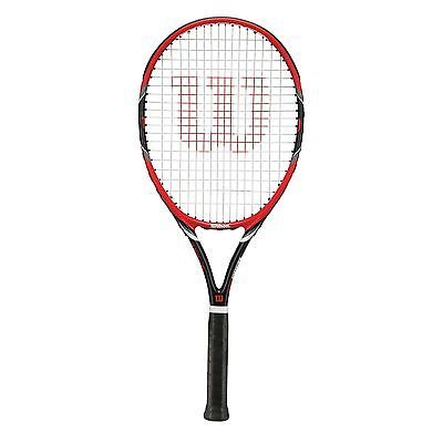#Wilson #federer team 105 #tennis racket,  View more on the LINK: 	http://www.zeppy.io/product/gb/2/401128952242/