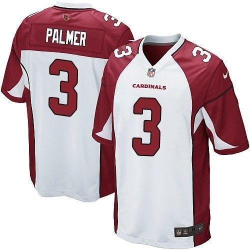Carson Palmer Nike Elite Stitched jersey (white)
