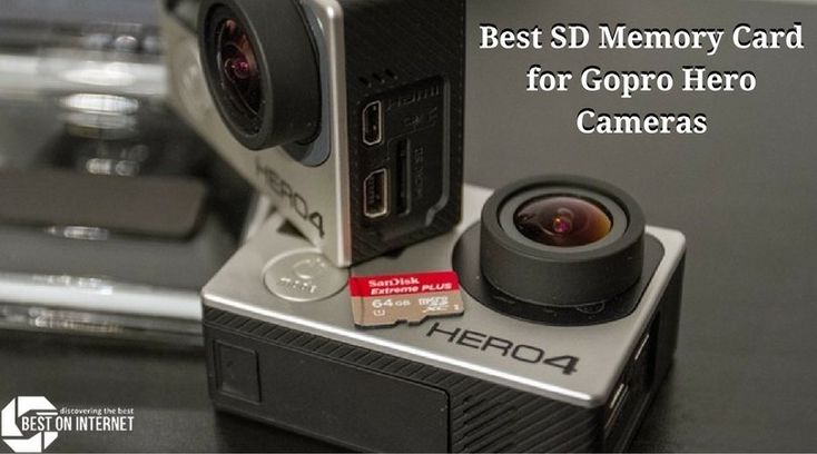 Top gopro recommended sd card  http://www.bestoninternet.com/compute/camera-photo/sd-memory-card-for-gopro-hero/  With this GoPro SD card, capture fast action with your Android phones or MIL cameras. It can stand extreme environmental conditions which makes it durable.