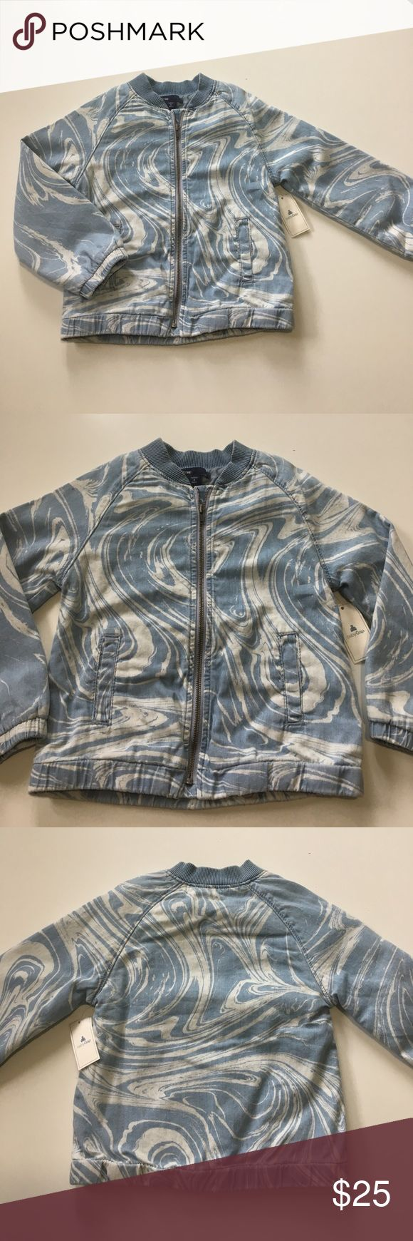 Baby Gap Jacket NWT. My daughter didn't have a chance to wear it. More jackets will be posted. Please check them out. GAP Jackets & Coats