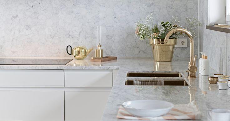 Hemma hos familjen Enhörning – Nytt kök badrum och tvättstuga - Vedum kök och bad AB