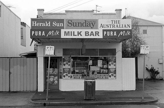 Milk Bar, Graham St Port Melbourne