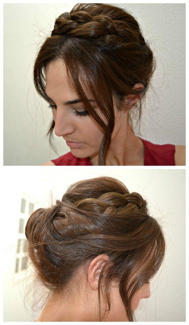 Make e cabelo do casório desse fim de semana   Dia de Beauté