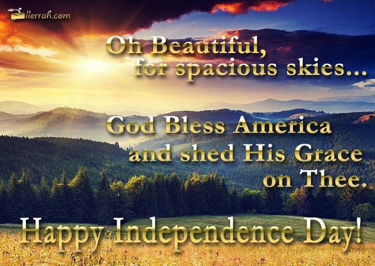 happy independence day wishes to usa