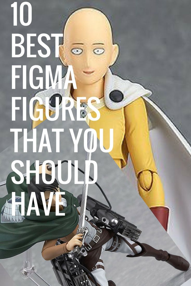 Top 10 Best Anime Figma Figures That You Should Have