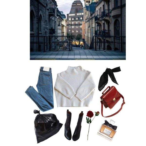 guess what? by talietalie on Polyvore featuring Vanessa Bruno, Surface To Air, IRO, TC Fine Intimates, Christian Dior and Laura Cole