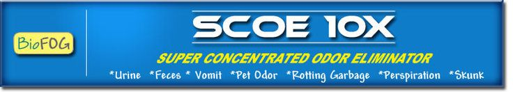 """SCOE 10X Super Concentrated Odor Eliminator--IT WORKS!! Had a cat in heat that kept """"marking"""" couch. This is the only thing I found that completely removed odor and saved my furniture!"""
