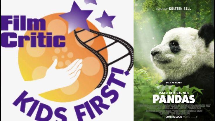 Pandas Interviews conducted by KIDS FIRST! Film Critic Benjamin P. #KIDSFIRST! #IMAX #Pandas
