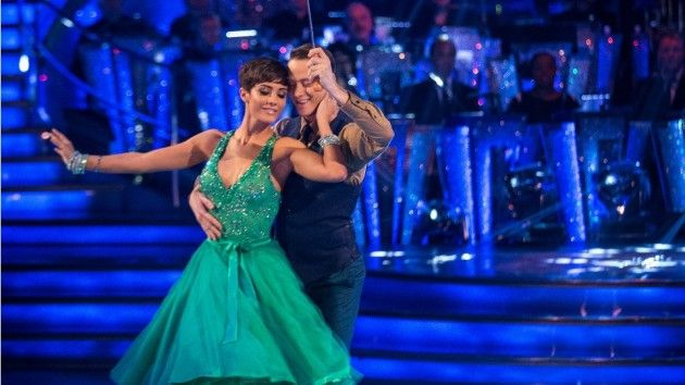 Kevin Clifton Strictly 2014 week 2 interview