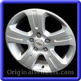 Chevrolet Captiva Sport 2014 Wheels & Rims Hollander #5601 #Chevrolet #Captiva #ChevroletCaptiva #2014 #Wheels #Rims #Stock #Factory #Original #OEM #OE #Steel #Alloy #Used