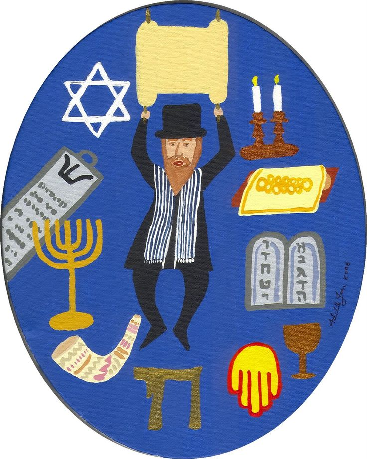Jewish Signs and Symbols