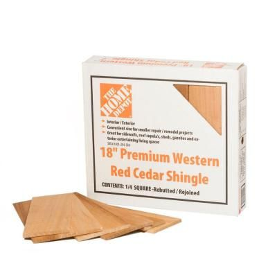 Best Null 18 In Western Red Cedar Perfection Shingles 25 Sq 640 x 480