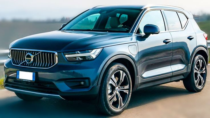 2021 Volvo Xc40 T5 Plug In Hybrid Inscription Denim Blue Full Review In 2020 Volvo Auto Engine