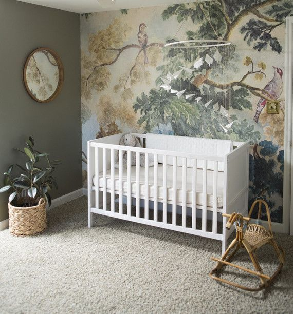 Jungle Book themed nursery
