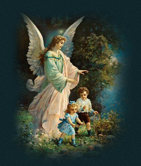 Angels, Angels Among Us And Guardian Angels