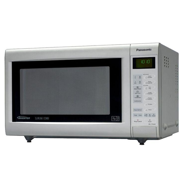 Panasonic NN-CT562MBPQ Combination Microwave Oven
