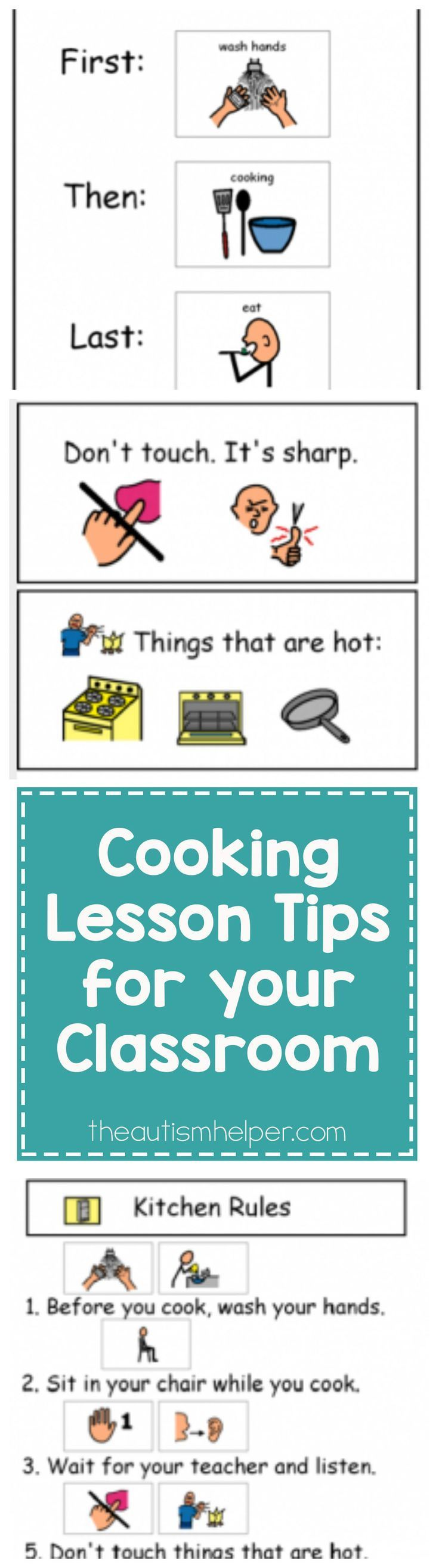 35 best Simply Special Cooking in the Classroom images on Pinterest ...