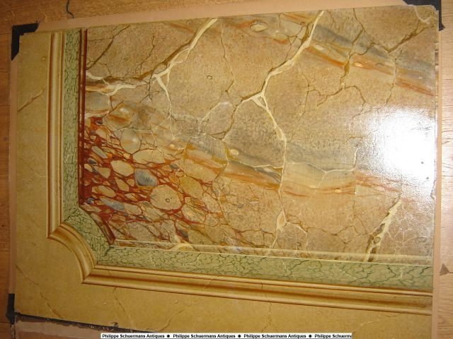 441 best images about murals and trompe l 39 oeil on for Faux marble painting techniques for walls