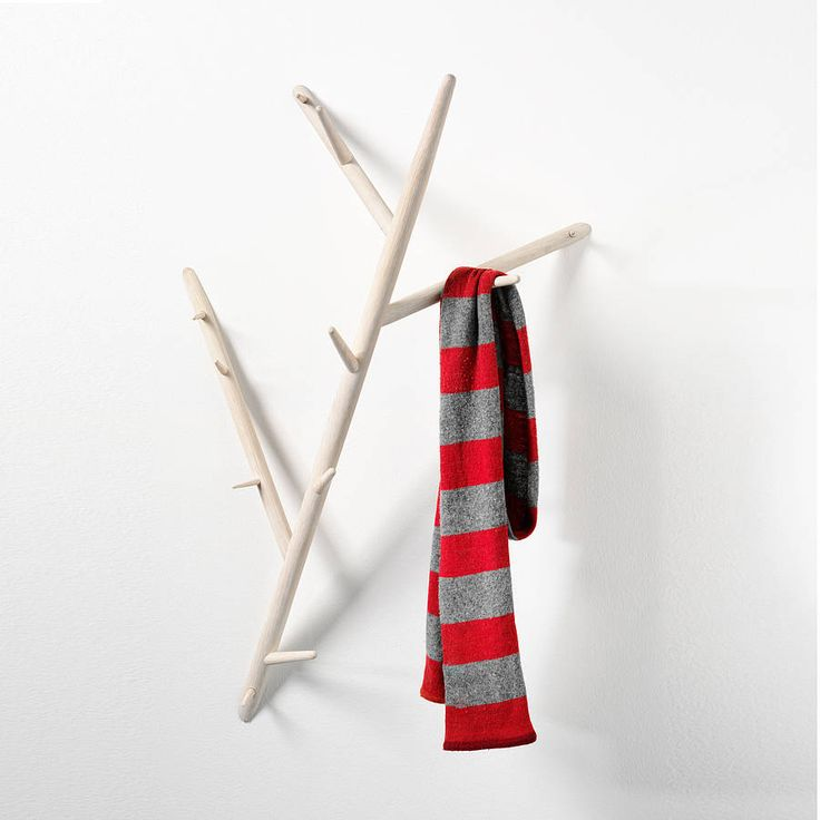 branch coat and hat hanger by authentics | notonthehighstreet.com