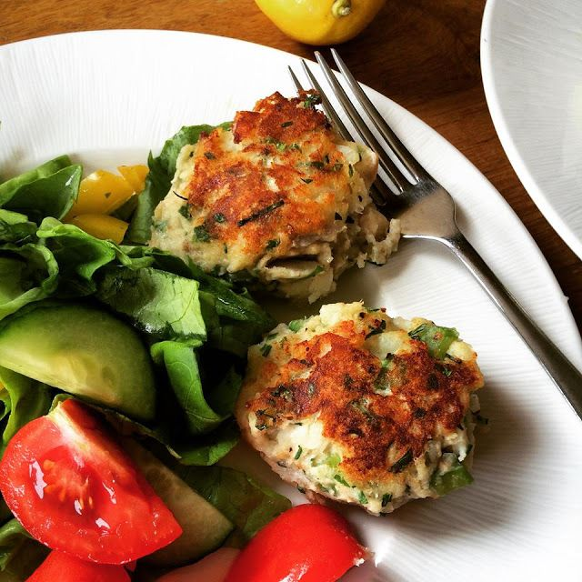 dishes4ibs Low Fodmap Cod and Haddock Fish Cakes