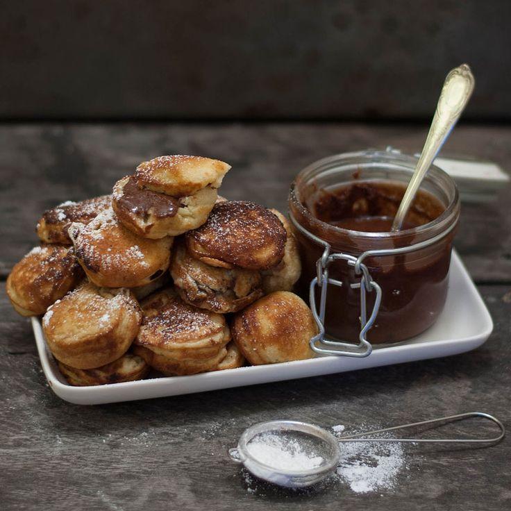 Snabba, roliga och goda pannkaksbollar! Kan fyllas med det godaste du vet!