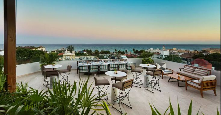 Thompson Playa Del Carmen One of the Best and Luxury Hotels in Riviera Maya