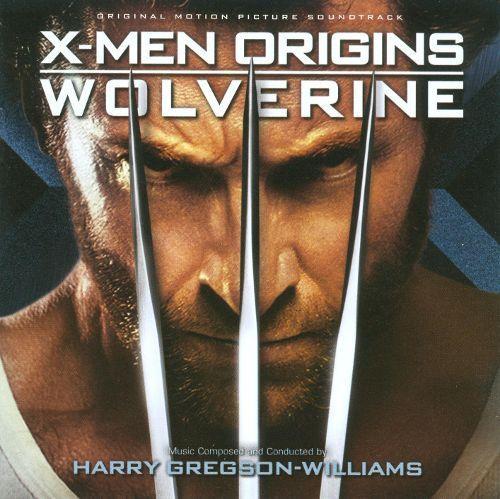 X-Men Origins: Wolverine [Original Motion Picture Soundtrack] [CD]