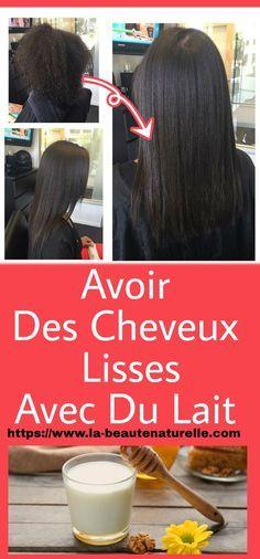 Les cheveux lisses sont une icône de la beauté depuis des années, il reste …