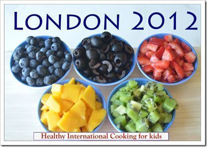 28 best olympic food fun images on pinterest meals kitchens and meal 2012 olympics blog series healthy international cooking for kids forumfinder Image collections