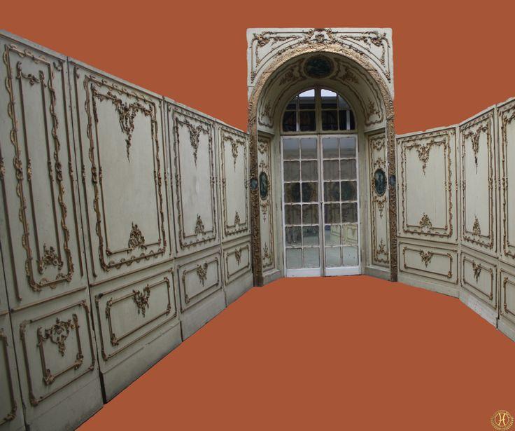 Barocke Boiserie - Antik Möbel Hesz