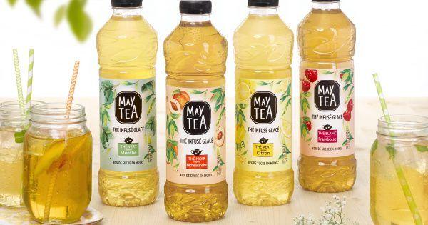 May Tea, la nouvelle boisson glacée au thé infusé