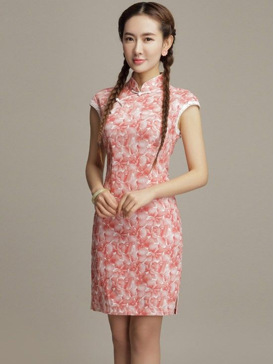 65 best Cheongsam/Qipao images on Pinterest | Chinese dresses ...