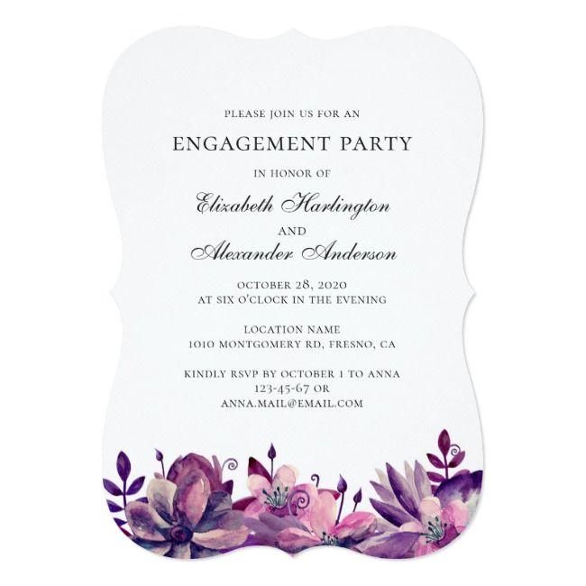 Create Your Own Invitation Zazzle Com Watercolor Invitations Baptism Invitations Floral Invitation